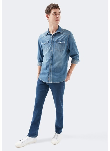 Mavi Erkek  Comfort Jean Pantolon 17732662 Mavi
